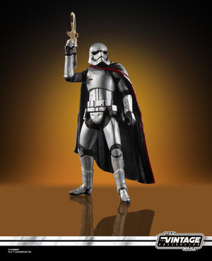 Star Wars The Vintage Collection Force Awakens Captain Phasma Action Figure