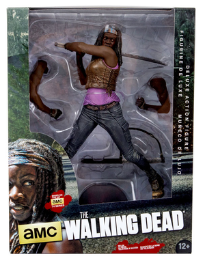 The Walking Dead Tv Series 10 Inch Michonne