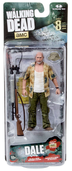 The Walking Dead Tv Series 8 Dale