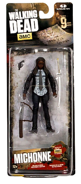 The Walking Dead Tv Series 9 Michonne Constable