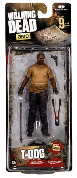 The Walking Dead Tv Series 9 T-Dog