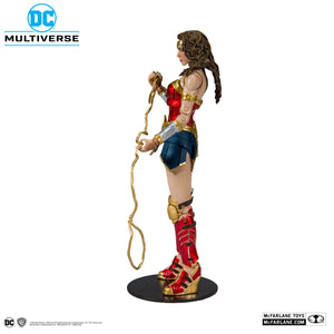 DC Multiverse McFarlane 1984 Wonder Woman Action Figure