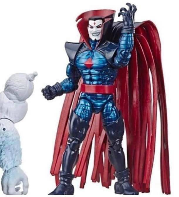 Marvel Legends X-Force Series Mister Sinister Action Figure Coming Soon
