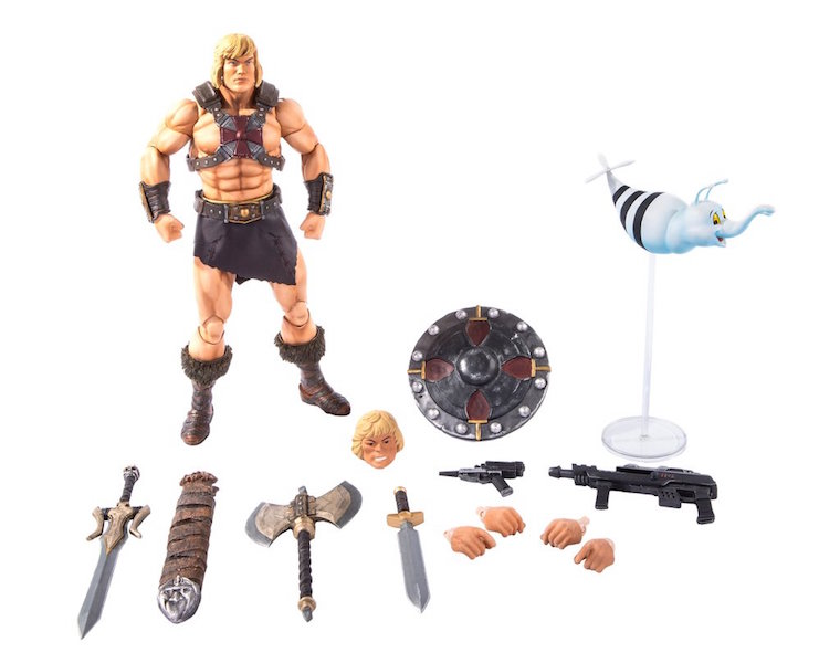 Masters Of The Universe Mondo He-Man 1:6 Scale Action Figure Pre-Order