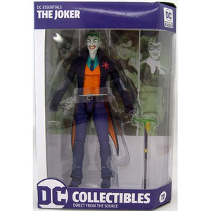 DC Essentials The Joker Action Figure #11