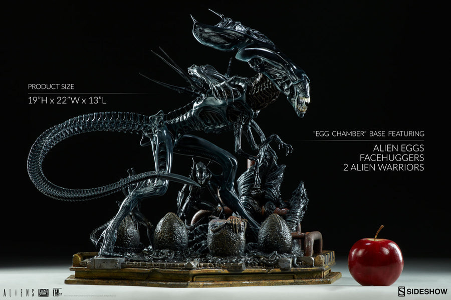 Aliens Sideshow Collectibles Alien Queen Maquette Statue - Action Figure Warehouse Australia | Comic Collectables