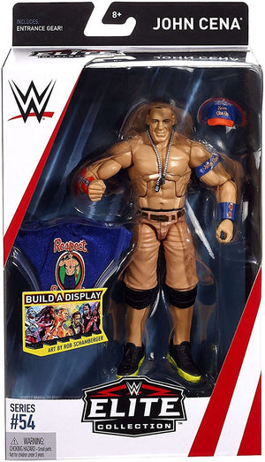 WWE Wrestling Elite Series #54 John Cena Action Figure