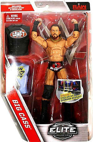 WWE Wrestling Elite Series #49 Big Cass Action Figure