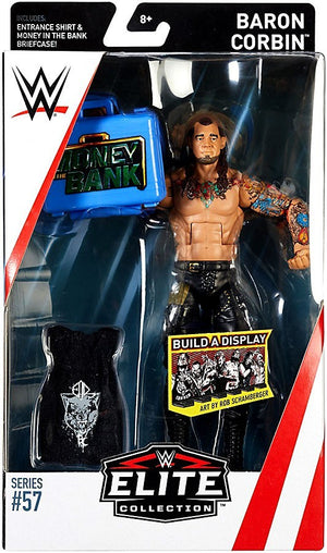 WWE Wrestling Elite Series #57 Baron Corbin Action Figure
