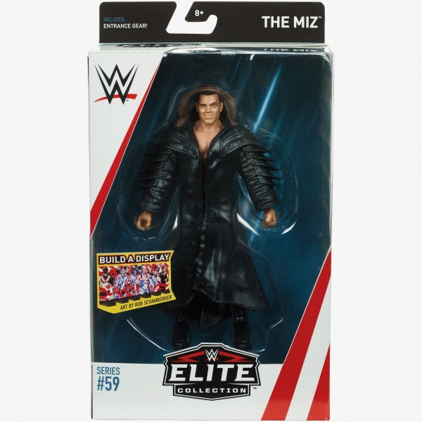 WWE Wrestling Elite Series #59 The Miz Action Figure