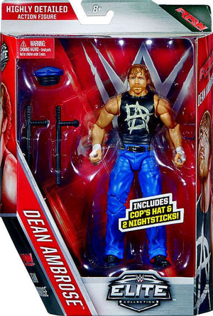 WWE Wrestling Elite Series #41 Dean Ambrose Action Figure