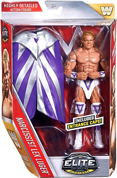 WWE Wrestling Elite Series #45 Lex Luger Action Figure
