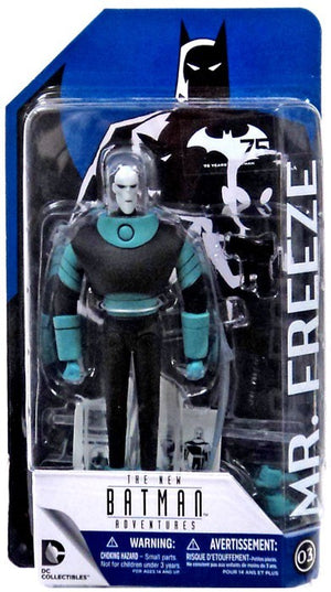 DC Batman The Animated Series Mr Freeze Action Figure #3