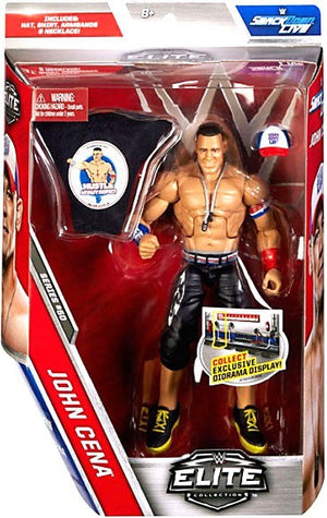 WWE Wrestling Elite Series #50 John Cena Action Figure