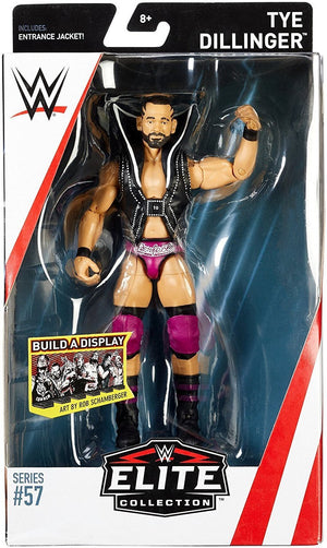 WWE Wrestling Elite Series #57 Tye Dillinger Action Figure