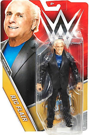 WWE Wrestling Basic Series #70 Ric Flair Action Figure