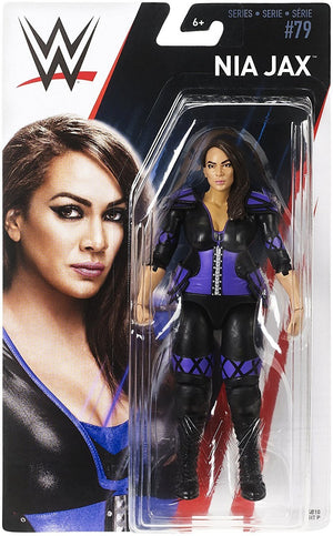 WWE Wrestling Basic Series #79 Nia Jax Action Figure