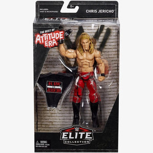 WWE Wrestling Elite Attitude Era Series Chris Jericho Action Figure