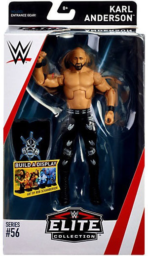 WWE Wrestling Elite Series #56 Karl Anderson Action Figure