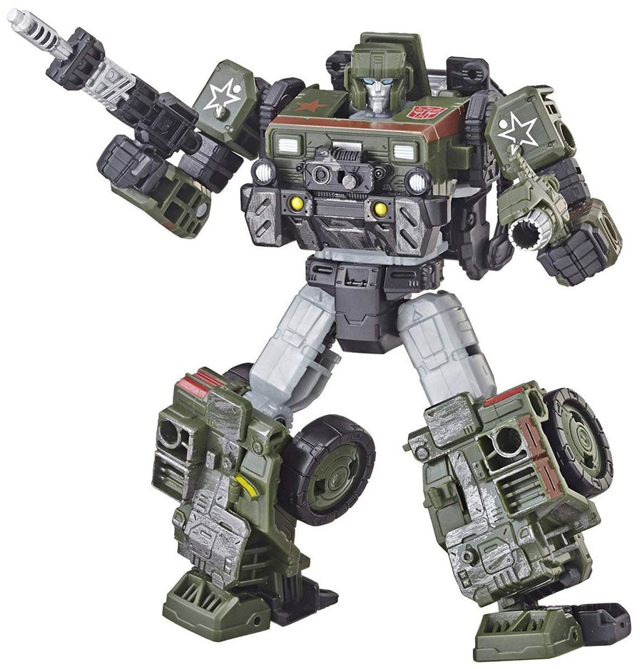 Transformers Siege War For Cybertron Deluxe Hound