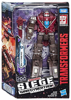 Transformers Siege War For Cybertron Deluxe Sky-Tread