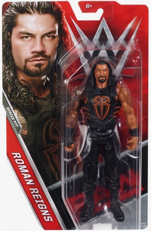 WWE Wrestling Basic Series #77 Roman Reigns Action Figure