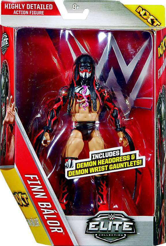 WWE Wrestling Elite Series #41 Finn Balor Action Figure