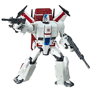 Transformers Siege War For Cybertron Commander Jetfire Action Figure