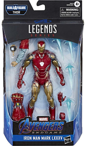 Marvel Legends Avengers End Game Series Iron Man Mark LXXXV Action Figure