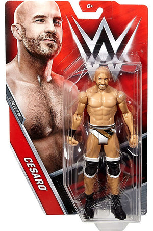 WWE Wrestling Basic Series #73 Cesaro Action Figure