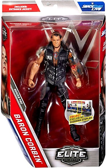 WWE Wrestling Elite Series #50 Baron Corbin Action Figure