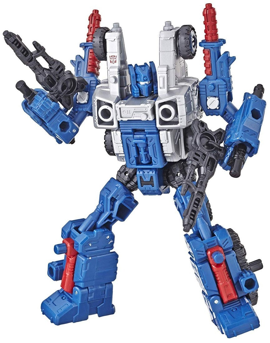 Transformers Siege War For Cybertron Deluxe Cog