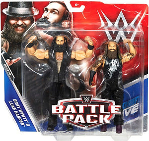 WWE Wrestling Basic Series #47 Bray Wyatt & Luke Harper Action Figure 2 Pack