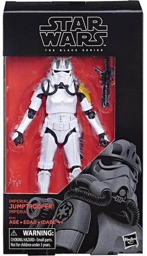 Star Wars Black Series Exclusive Jump Trooper Action Figure