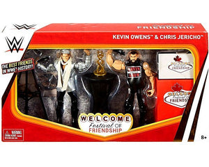 WWE Wrestling Elite Epic Moments Kevin Owens & Chris Jericho Action Figure