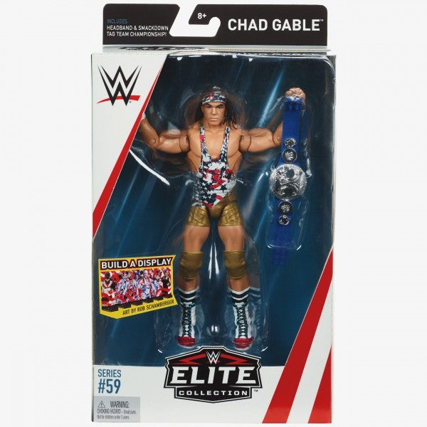 WWE Wrestling Elite Series #59 Chad Cable Action Figure