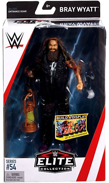 WWE Wrestling Elite Series #54 Bray Wyatt Action Figure