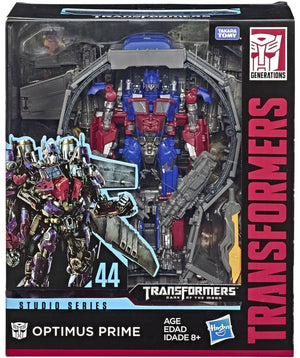 Transformers Studio Series Dark Of The Moon Leader Optimus Prime Action Figure