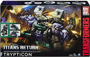 Transformers Titans Return Titan Class Decepticon Trypticon