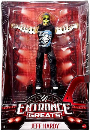 WWE Wrestling Elite Series Entrance Greats Jeff Hardy Action Figure