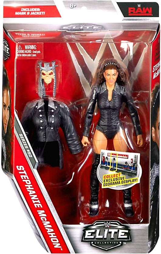 WWE Wrestling Elite Series #50 Stephanie McMahon Action Figure