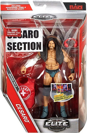 WWE Wrestling Elite Series #47 Cesaro Action Figure
