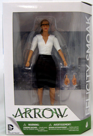 DC Arrow TV Series Felicity Smoak Action Figure #8 - Action Figure Warehouse Australia | Comic Collectables