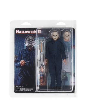 Halloween 2 Neca Michael Myers 1981 Clothed 8 Inch Action Figure