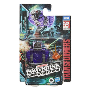 Transformers Earthrise War For Cybertron Battle Masters Slitherfang Action Figure Pre-Order