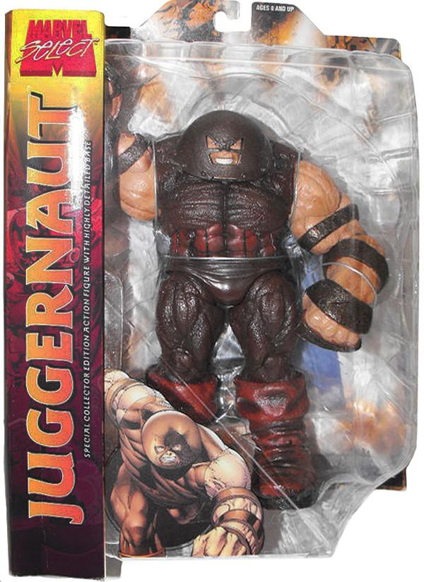 Marvel Diamond Select X-Men Juggernaut Action Figure