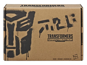Transformers Generations Selects War For Cybertron Deluxe Smokescreen Action Figure
