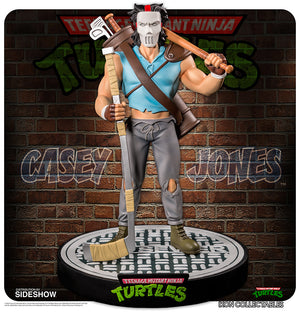 Teenage Mutant Ninja Turtles Ikon Collectibles Casey Jones 1:6 Scale Statue