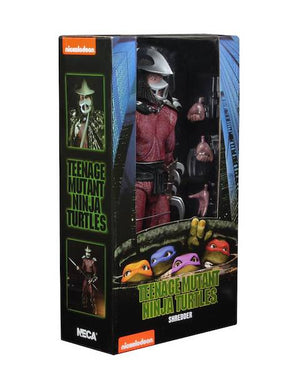 Teenage Mutant Ninja Turtles Neca Shredder 1:4 Scale Action Figure Pre-Order
