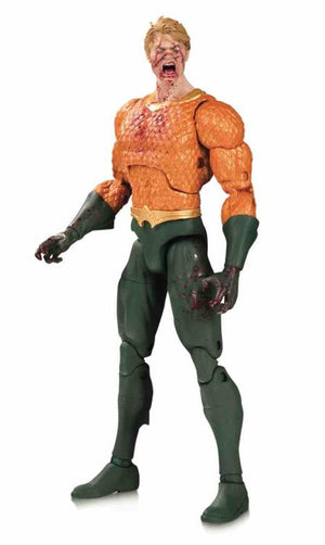 DC Essentials DCeased Aquaman Action Figure Pre-Order